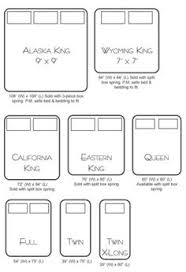 Will A California King Mattress Fit A King Bed Frame Alaskan King Size Bed 9 X 9 For The Home Pinterest King
