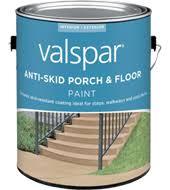 valspar skid not interior exterior skid resistant coating
