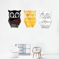 online get cheap owl wall mirror aliexpress com alibaba group