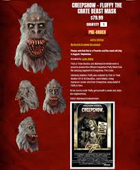 trick or treat studios halloween ii michael myers mask trick or treat studios preps creepshow crate monster mask