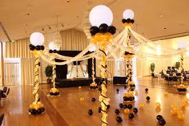 balloon decor dance floor by merry makers u0026 decorators llc