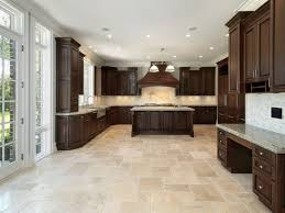 Kitchen Tile Floor Kitchen Floor Tile Designs Ideas For The Home Design With Cherry