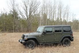 police jeep wrangler review jeep wrangler a macho machine toronto star