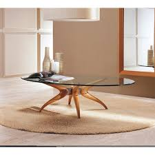 Glass Oval Coffee Table by Oval Coffee Tables Is Attractive Options Babytimeexpo Furniture