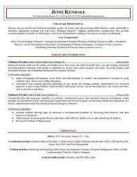Resume Cover Letters Samples by Child Care Worker Cover Letter Sample Child Care Worker Cover