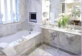 whole lotta love the classic white marble bathroom white marble