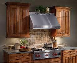 decor 400 cfm wall mount range hood with lights for kitchen