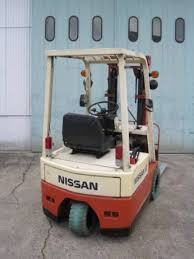nissan forklift ma01 n a used for sale