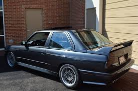 e30 m3 bmw 1988 bmw e30 m3 seller wants just 29 000 for his mint car
