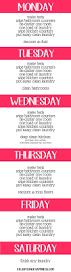 best 25 weekly cleaning schedules ideas on pinterest weekly