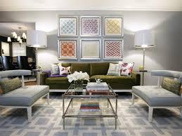 Green And Gray Living Room Grey Living Room Walls Room De Large Glass Wiindow White Fur Rug