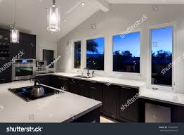 interior rich house kitchen stock photo 137492999 shutterstock
