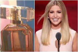 ivanka trump cologne anti trump haters will be sorry to learn where their so called