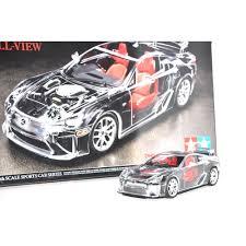 lexus lfa retail price aliexpress com buy ohs tamiya 24325 1 24 lfa full view version