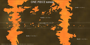 Naruto World Map by Maps Of Grand Line Onepiece