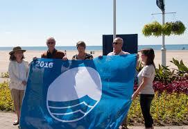 Blue Flag Beach Cobourg U0027s Beach Now Blue Flag Certified