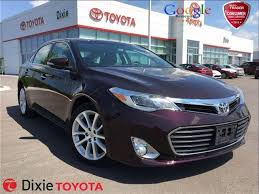 mississauga toyota used cars 2013 toyota avalon at 24888 for sale in mississauga dixie toyota