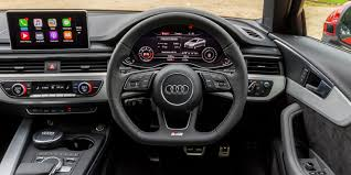 audi a4 2016 interior audi a4 review carwow