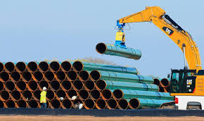 Banister Pipeline Construction Who Got Rich This Week Pipeline Billionaires Benefit Big From