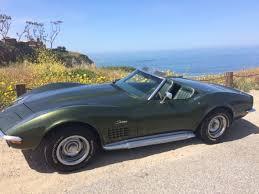 best c3 corvette 1970 corvette convertible 4 speed factory side pipe best year