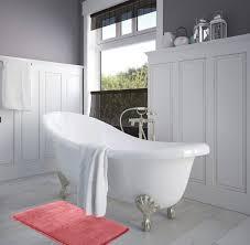clara clark memory foam bath mat cozy array