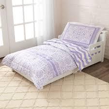 Purple Toddler Bedding Set Lavender Lace Chevron Toddler Bedding Set Kidkraft