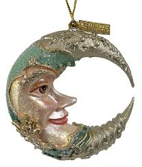 outer space celestial moon ornaments traditions