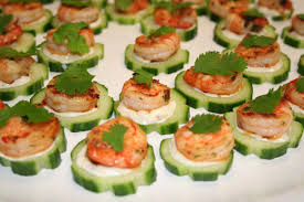 canapes with prawns seared chilli prawn canape canapes canapes canapes