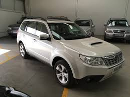 used subaru forester cars for sale motors co uk