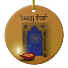 happy diwali ornaments keepsake ornaments zazzle
