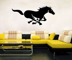 online buy wholesale running horse decal from china running horse