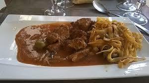 cuisine corse veau aux olives le veau corse aux olives picture of valentinu restaurant corte