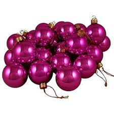 pink ornaments for less overstock