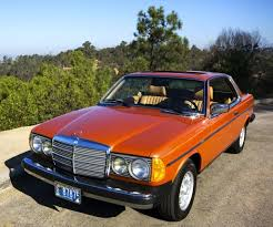 mercedes 300d coupe 1980 300cd diesel coupe in inca metallic take me there