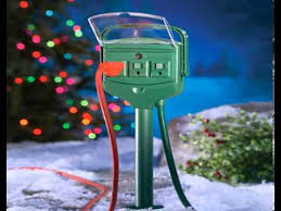 outdoor extension cords for lights