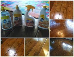 cleaning unsealed hardwood floors home design