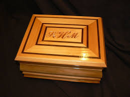 personalized jewelry box custom personalized jewelry box by wood chips n more custommade