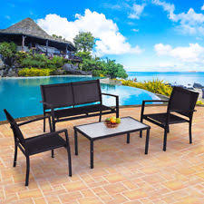 Outdoor Patio Table Set Outdoor Patio Table Ebay