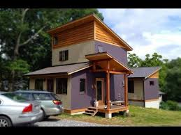 modern zen cabin in west asheville small house design ideas