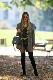 best street riding boots style guide how to wear over the knee boots this winter fab