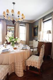 Slipcover Dining Room Chairs 210 Best Slipcovered Dining Chairs Images On Pinterest Dining