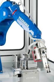 the new motoman gp series high speed material handling robots