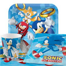 sonic the hedgehog party supplies sonic the hedgehog party supplies woodies party