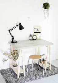 Diy Wood Desk 25 Stylish Diy Desks