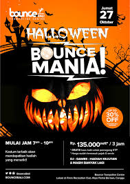 halloween bounce mania finns recreation club
