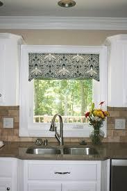 curtains kitchen window ideas modern window valance swag kitchen curtains valance ideas