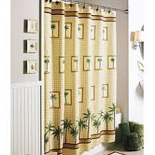 palm tree bathroom decor ideas with decorative palm tree tropical