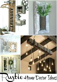 rustic decorating ideas for living rooms diy rustic home decor ideas for living room rustic living room
