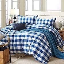 blue and white bedding visualizeus