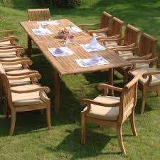 furniture exciting patio and garden with outdoor dining sets